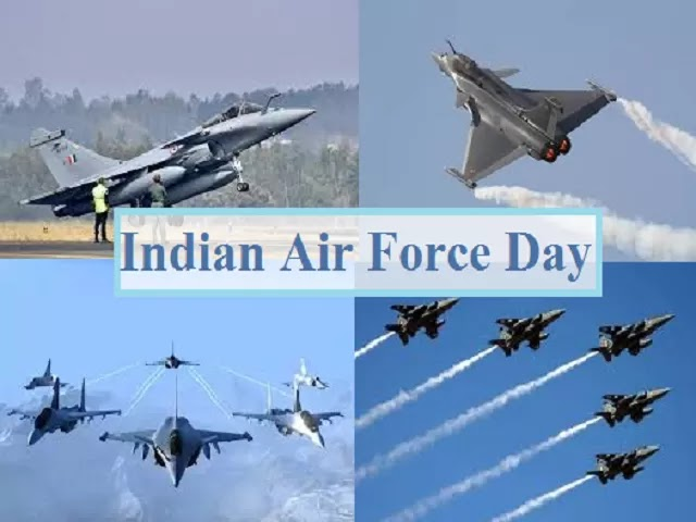 Indian Air Force Day 2021: Wishes, Messages, Quotes, Theme, Motto, Celebration and share your femily