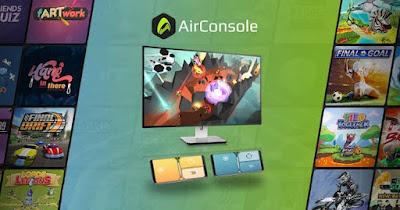 Hadirkan Pengalaman Gaming Lebih baik, AirConsole Resmi Rilis di Indonesia