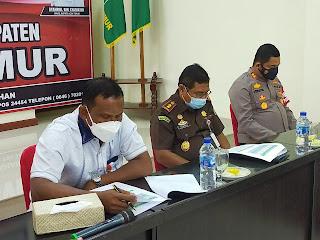 Empat Wilayah Zona Merah, Rocky Imbau Warga Aceh Timur Perketat Prokes Covid-19