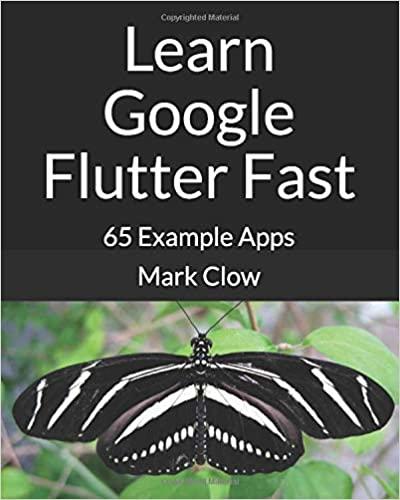 Learn Google Flutter Fast in PDF