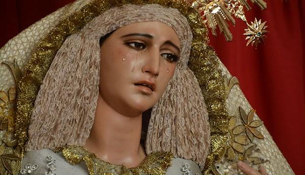 Horario e Itinerario Rosario Vespertino Ntra. Sra. del Rosario y Esperanza. Sevilla 22 de Octubre del 2021