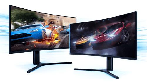"Xiaomi Mi Monitor Curved Gaming 34"""