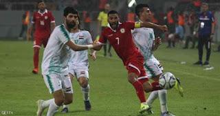 موعد مباراة العراق ضد لبنان في تصفيات كأس العالم والقنوات الناقلة لها
