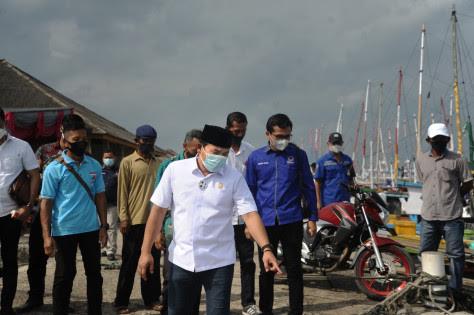 Wahrul Fauzi Silalahi Minta Polri Usut Pencemaran Limbah di Laut Lampung Selatan
