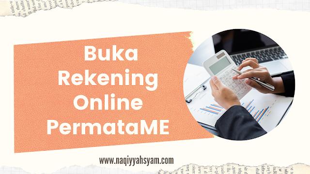 Buka Rekening Online PermataME