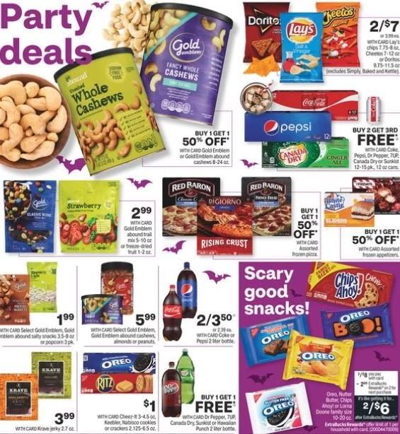 CVS Weekly Ad Preview 10/24-10/30