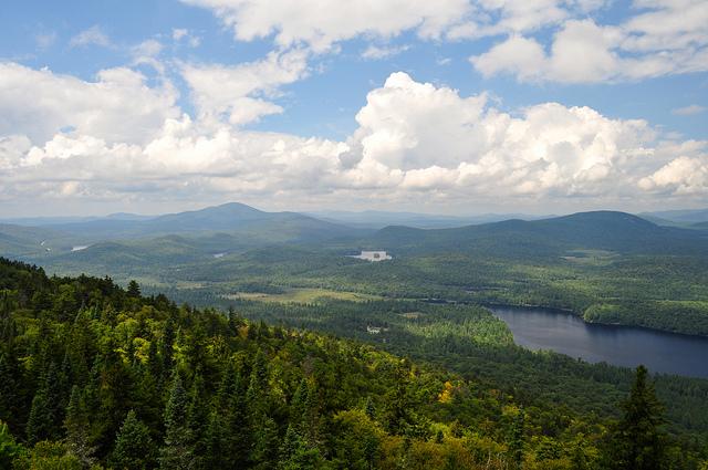 Adirondack Mountains New York