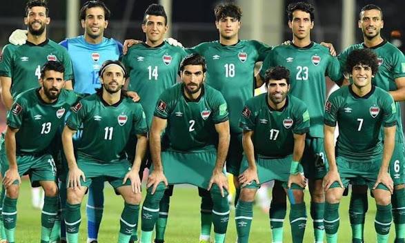 موعد مباراة العراق ولبنان في تصفيات آسيا المؤهلة لكأس العالم 2022 والقناة الناقلة