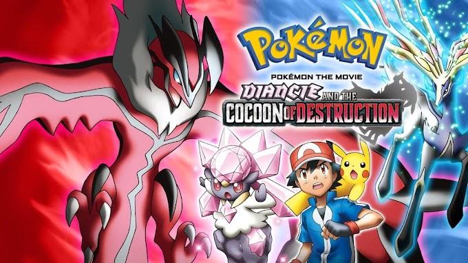 Pokémon Movie 17: Dabang Diancie Aur Diamond (2014) BluRay [Hindi+Tamil+Telugu+Eng+Jap] Multi Audio 480p, 720p & 1080p HD | 10bit HEVC ESubs