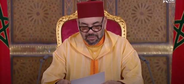 الملك محمد السادس يشيد بالمشاركة الواسعة للمغاربة بالأقاليم الجنوبية في الإنتخابات