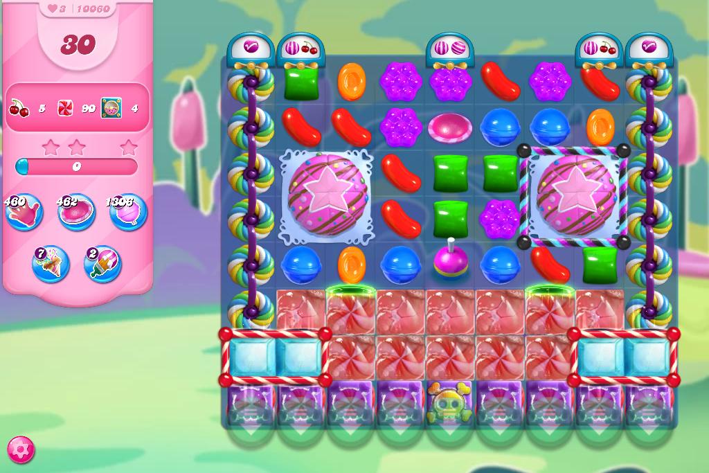 Candy Crush Saga level 10060