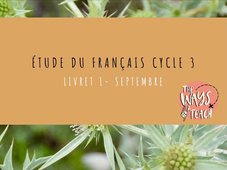 FRANÇAIS-CYCLE3-IEF-DOSSIER-GRATUIT