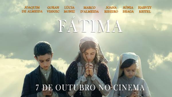 FÁTIMA - JÁ NO CINEMA