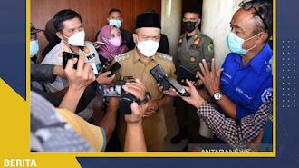 Camat di Kabupaten Bandung Akan Dapat Sanksi jika Tak Capai Target Vaksinasi