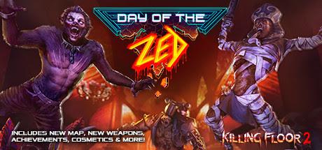 Killing Floor 2 Day of the Zed-CODEX