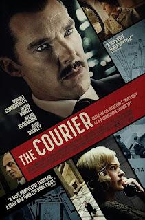 The Courier[2020][NTSC/DVDR]Ingles, Español Latino