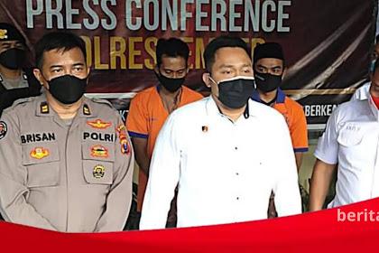 Dua Pelaku Jambret di Jember Berhasil Ditangkap, Satu Masih DPO