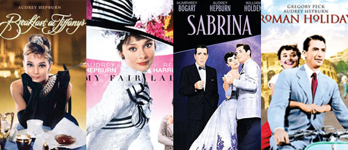 New on Blu-ray: AUDREY HEPBURN - 7-Movie Collection