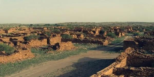 कुलधरा गांव - Kuldhara Village