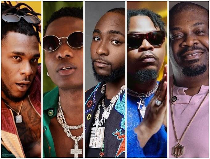 Which Artiste Makes The Best Music Videos In Nigeria?
