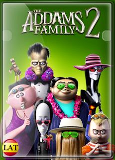 La familia Addams 2 (2021) DVDRIP LATINO