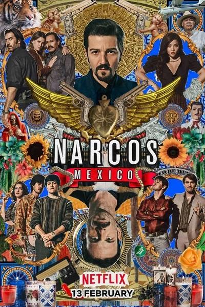 Download Narcos: Mexico S02 Dual Audio [Hindi+English] 720p + 1080p Bluray ESubs