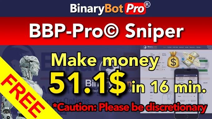 BBP-Pro© Sniper   Binary Bot Pro