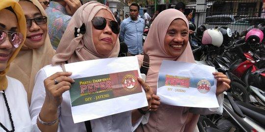 Eks Emak-emak PEPES Kapok Dukung Prabowo di Pilpres 2024: Kami Kecewa Ditinggalkan