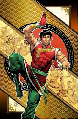 WHO WAS SHANG-CHI'S PHYSICAL APPEARANCE MODELED AFTER?