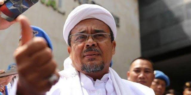 Kasasi Ditolak MA, Habib Rizieq Tetap Dihukum 8 Bulan Penjara