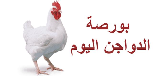 سعر الدواجن والكتاكيت اليوم الاحد 10-10-2021