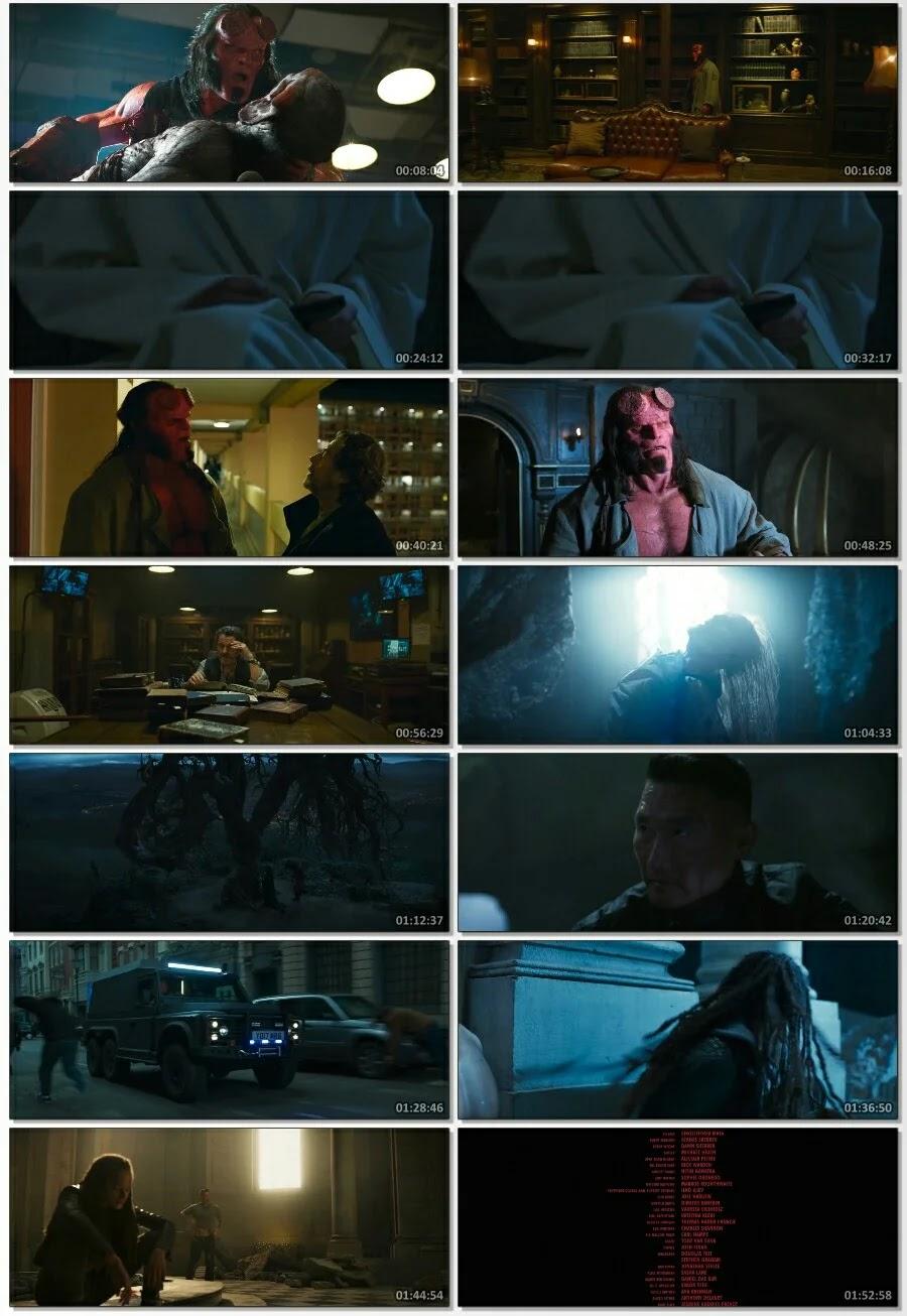Hellboy (2019) Hindi Dub Full Movie Free Download