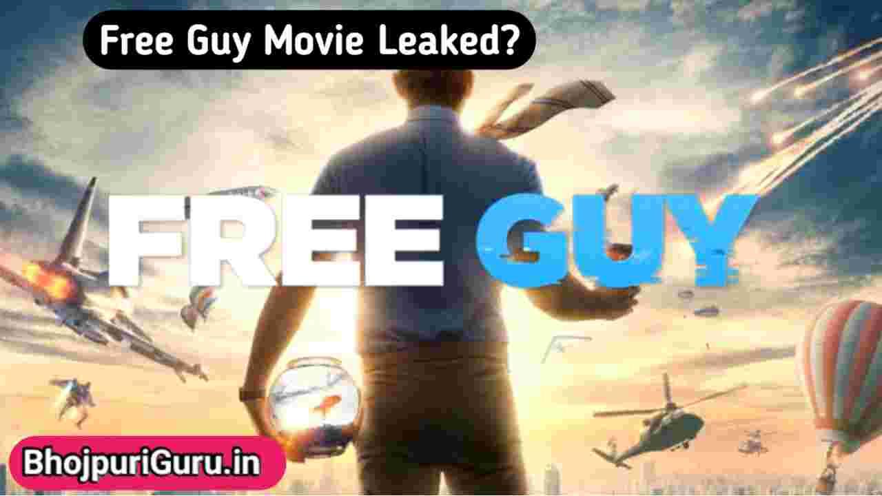 Free Guy Movie Download In Hindi Filmywap
