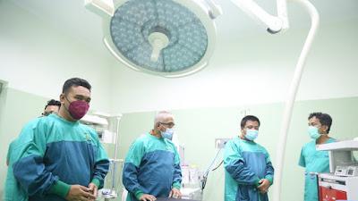 RS Paru Sidawangi Cirebon Diminta Tingkatkan Pelayanan Sebagai RS Rujukan Regional Jabar