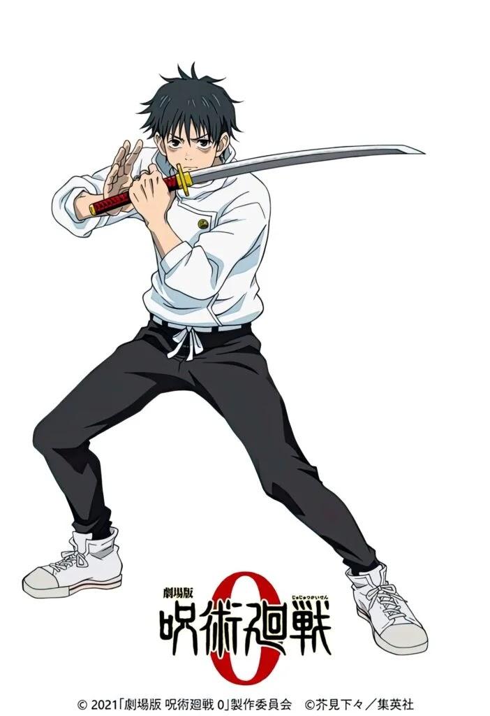 Jujutsu Kaisen 0 revela novos design de personagens para o Filme