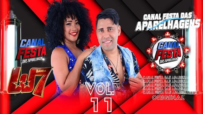CD BANDA W7 VOLUME 11 NOVEMBRO 2021