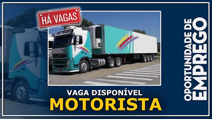 Transportadora Patagônia abre vagas para motorista carreteiro