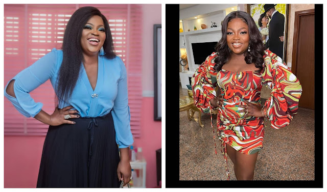 Stop advising me- Actress Funke akindele warns those who dont mind their business (Video)