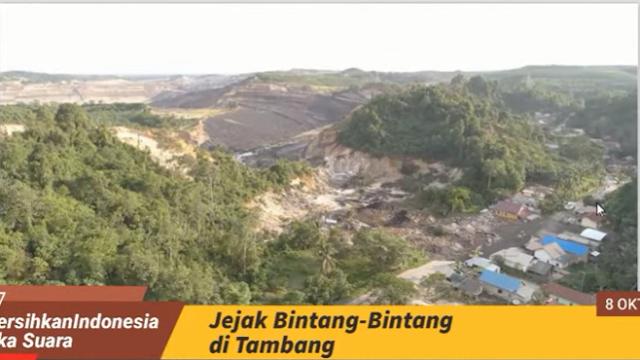 Koalisi Bersihkan Indonesia Ungkap Gurita Bisnis Tambang Luhut hingga Putera Jokowi
