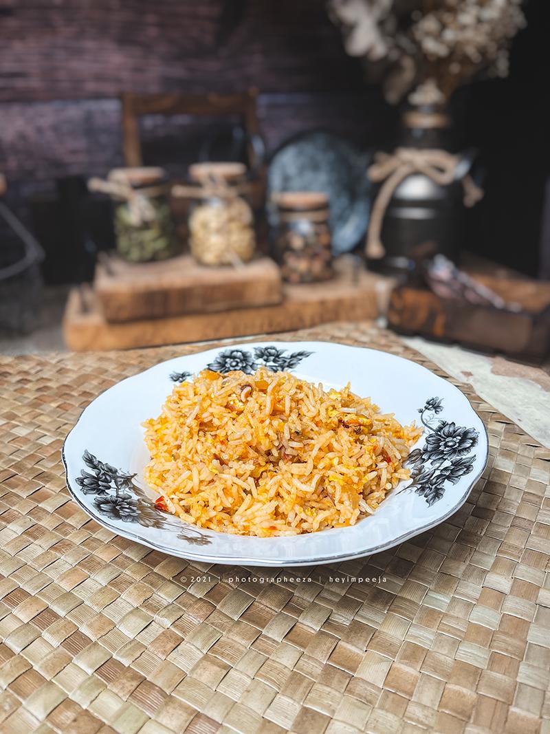 resepi nasi goreng sardin mudah