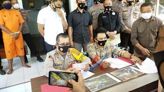 Polres Parepare Lumpuhkan Pelaku Pencurian Uang Panai