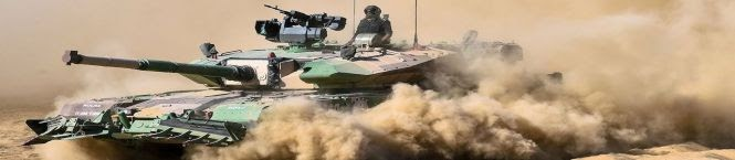 Sasmos To Supply Parts For Upgradation  of Indian Army Battle Tanks