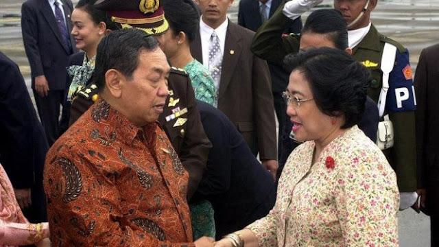 Cerita Jubir Gus Dur soal Megawati Ngambek Tidak Jadi Presiden