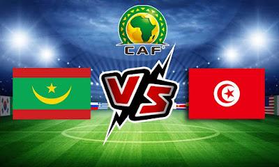 موريتانيا و تونس بث مباشر