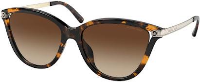 Elegant Tortoise Shell Vintage Cat Eye Sunglasses for Women