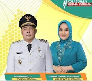BREAKING NEWS!  Shaula Ardianty, Istri Wakil Wali Kota Medan Meninggal Dunia
