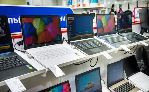 The demand for computers is growing slower