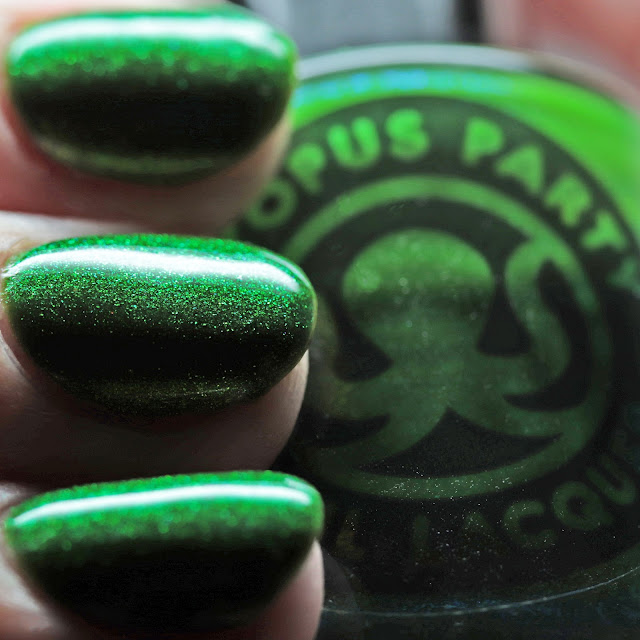 Octopus Party Nail Lacquer Peyote
