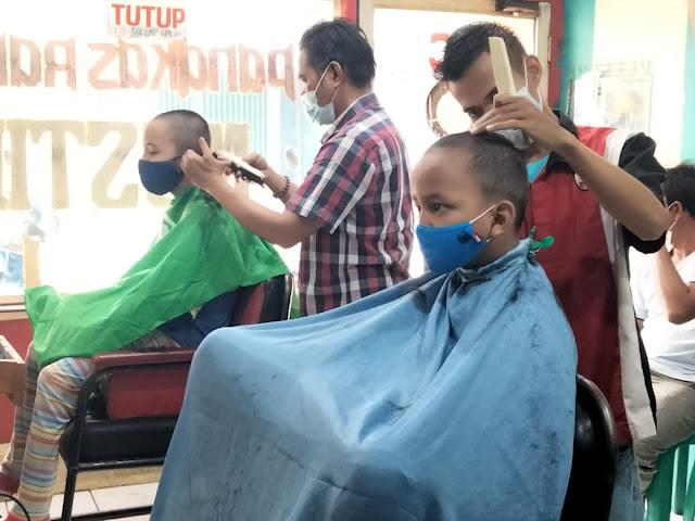 Resiko Usaha Pangkas Rambut