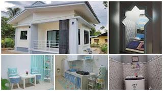 Desain Rumah Minimalis dengan Mushola